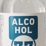 「アルコール77」(高濃度スピリッツ)菊水酒造が話題!通販など入手方法は?販売店も考察!